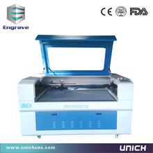 New model unich 1290 glass bottle laser cutting machine