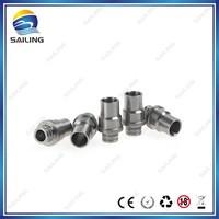 high quality rebuildable tank atomizer drip tips titanium drip tips 510 drip tips