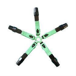 high quality fiber optic fast connector for fibre-optic link