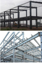 contracting and design steel construction projects