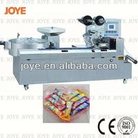 Lollipop Packing Machine/Horizontal Pillow Wrapping Machine For Lolipop JY-1200/DXD-1200 With High Speed