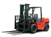HANGCHA A series low vibration 7 ton forklift truck with diesel engine