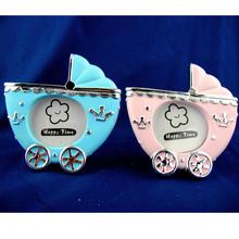 baby birthday style polyethylene resin gift for resin photo frame