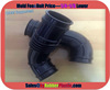Molded EPDM Air Pipe / High Quality Car Rubber Exhaust Part / Competitive Price Automotive Exhaust Hose