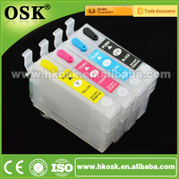 T10 T11 T20 Printer cartridge for Epson T0731N T0732N T0733N T0734N Refill ink cartridge with New Chip
