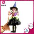 Primavera de tv& moive toddler garotas boutique conjuntos de roupa de halloween traje crianças roupas