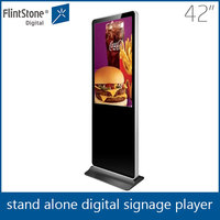 FlintStone top selling products 2015 outdoor marketing advertising display and advertising product, advertising screen