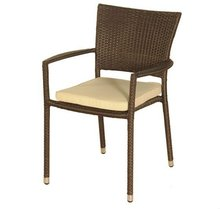 Outdoor Rattan Wicker Stacking Chairs