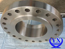 slip on raised face steel flanges