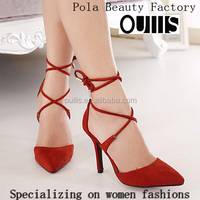 Ladies Red Dress Shoes - Colorful Dress Images of Archive