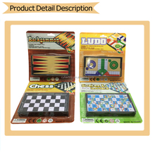 Best popular travel game four astyles available(chess, ludo, backgammon, snake and ladders)