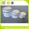 custom design paper tube whitening cream tube
