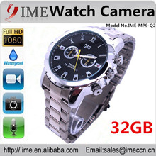 Digital Watch DVR Mini Waterproof Hidden Wrist Watch Camera HD 1080P Sport real 32gb Watch Camera with IR Night Vision