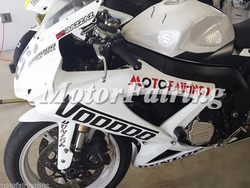 For SUZUKI GSXR 750 GSXR 600 2008 2009 2010 motorcycle fairing decals