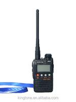 BaoFeng UV-100 VHF/UHF Dual Band mini radio serial cable Handheld walkie talkies