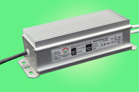 CE SAA China factory supplier High quality 100w Aluminum led driver DC 12V IP67 waterproof electric led driver IP66