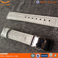 Fashion ! Waterproof leather strap watches for apple made in China
