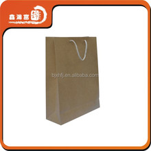promotional foldable made print shopping bags