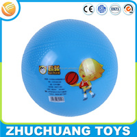 pvc inflatable basketball toy in bulk