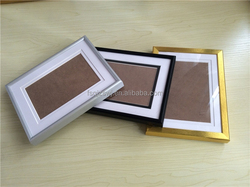 different sizes of aluminum picture frame for family photoes wholesale price