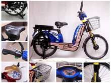 hot have CE approved electric bicycle/60V electric scooter with pedals/cheap electric adult scooter for sale(ML-BLW)