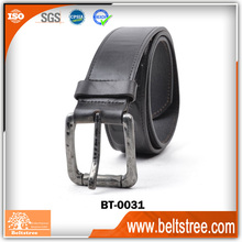 Men monogram casual leather black belts belt, wholesale belt buckles
