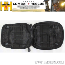 First aid kit for camping specially used for convenient directly on the leg