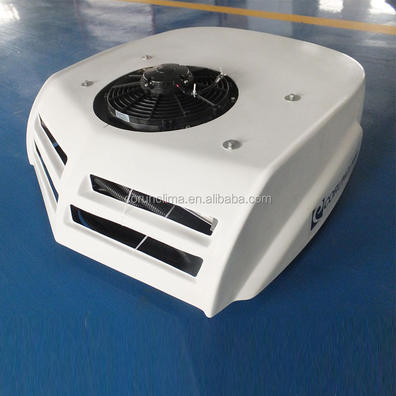 Battery Operated Air Conditioner : Battery powered roof mount air conditioning for truck