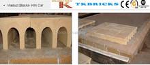 Viaduct Brick, Viaduct Block, Tunnel Kiln Car Brick