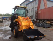 ZLY912f China very small farming tractor , cheap dumper , agricultural farm tool low price for sale