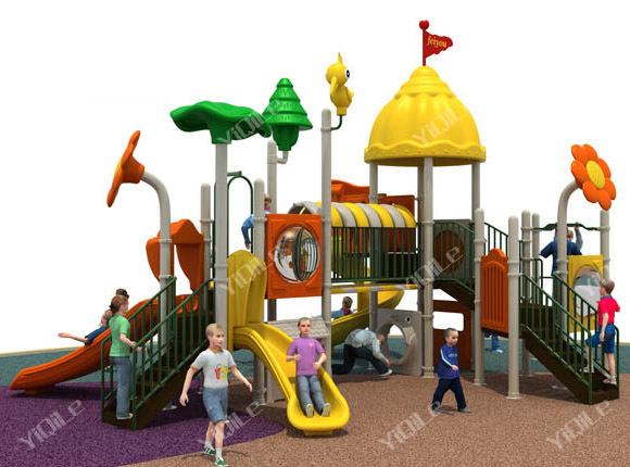 Portable Playground Equipment : Amusement kindergarten portable children playground