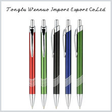 High quality popular wholesale metal pen for logo