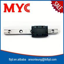 China low price aluminum linear guide and slide unit