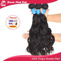 Cheap Natural 24 Inch Human Hair Extensions