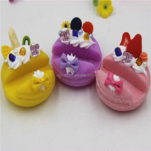 Fashionable PVC macaroon design cellphone display holder,Can buy as it is or add spare parts/Yiwu Sanqi Craft Factory
