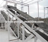 UV/CE/GS continuous conveyor belt for manure