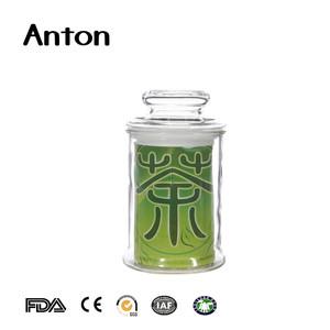 950 ml thủy tinh lưu trữ chai bé ikea với glass cap