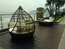 Outdoor hanging chair cheap+indoor adult swing set+rattan hanging chair