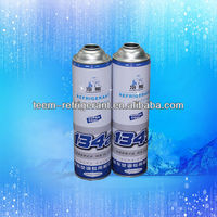 Best Price Pure Refrigerant 134a Gas With 99.9% For Car,pure gas 134a