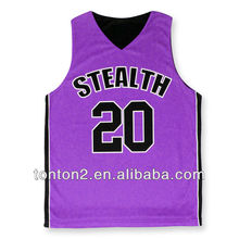 custom sublimation wholesale color white jersey basketball