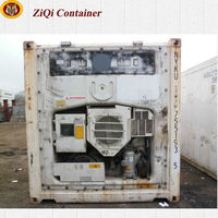 freezer and refrigerated container China Supplier