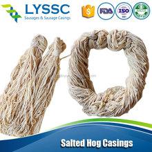 Grade A 90 Meters Internation Standard Natural Hog Sausage Casing/Animal Intestines/Sheep Intestines Made In China