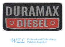 Latest Embroidered Patches motorcycle vest sample for jackets