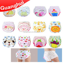 New Arrival ,Adjustable Baby reusable nappies Infant cloth nappy inserts Diapers Washable newborn training pants fleece TPU