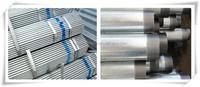 gi tube / galvanized steel pipe used industrial greenhouse
