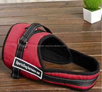 High quality Wear-resisting cloth Sports pet harnesses set for Large / Medium dog Free shipping