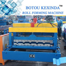 C25 roof tile manufacturing machine roof tile cutting machine