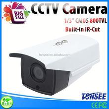 Best selling cctv camera installation IR-CUT Night Vision 800TVL Top 10 CCTV Cameras factory china