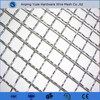 stainless steel crimped wire mesh/grill mesh/barbecue wire mesh hebei anping factory price