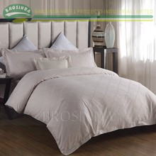 High quality 100% Cotton jacquard elegant Hotel Bed Linen